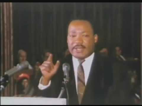 The Last Sunday Sermon of Rev. Dr. Martin Luther King Jr. [31 March 1968]