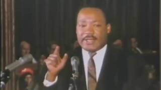 The Last Sunday Sermon of Rev. Dr. Martin Luther King Jr.