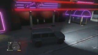 Grand Theft Auto V - STRIP CLUB! - Part 3