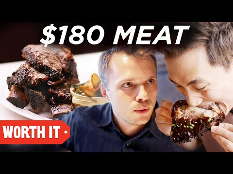 $29 Vs. $180 Family-Style Meats