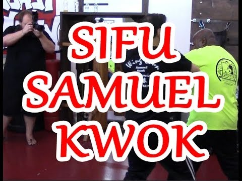 Sifu Samuel Kwok How to Deal with a Boxer Long Beach Signal HIll, Ca