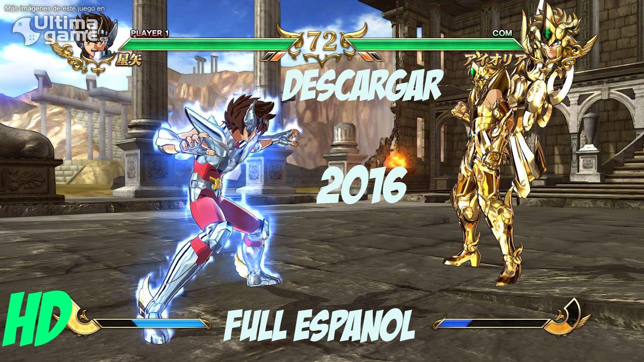 Descargar Los Caballeros Del Zodiaco Alma De Soldado Para Pc Full Español Hd Youtube