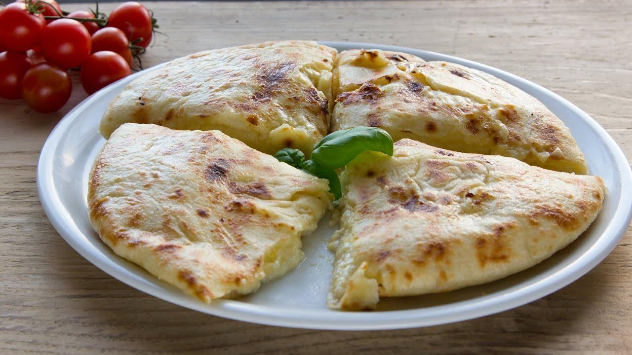 Chaczapuri Czyli Gruzinska Pizza Videokuchnia Pl Youtube