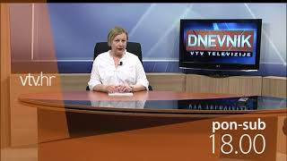 VTV Dnevnik najava 19. travnja 2019.