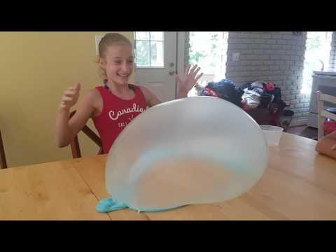 Slime bubble au max!!!