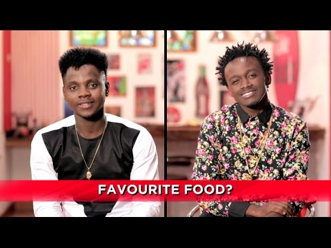 Bahati and Kiss Daniel: Things you didn't know about them