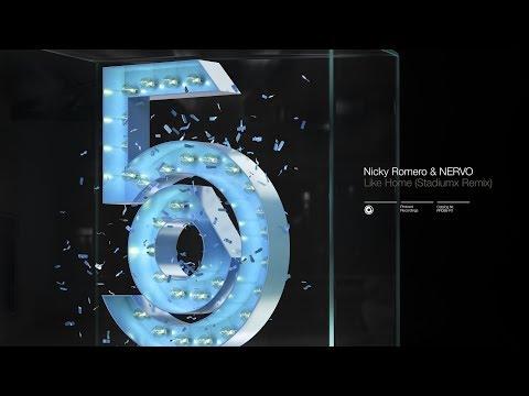 Nicky Romero & NERVO - Like Home (Stadiumx Remix) // OUT NOW