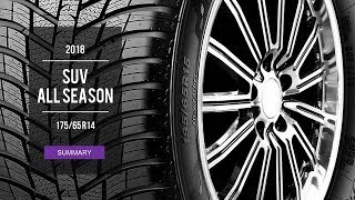 2018 All Season Tire Test Results | 175/65 R14