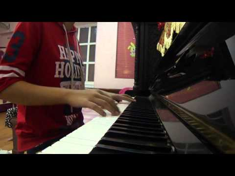 High school musical 2 - Fabulous (piano)