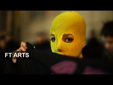 Pussy Riot on art and activism