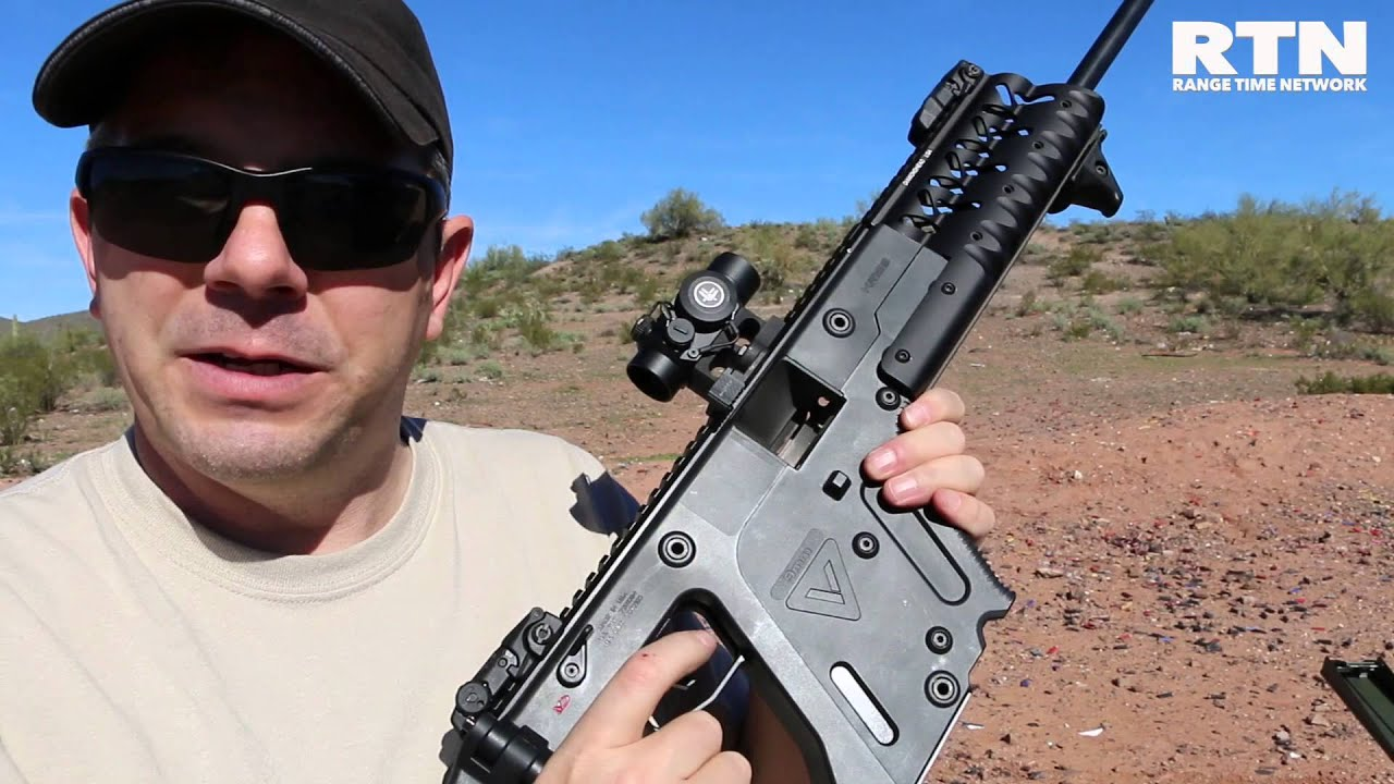 The New Kriss Vector 9MM GEN 2 CRB