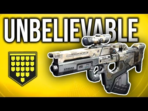 THIS WEAPON COMBO IS UNBELIEVABLE! | 50 Kill Challenge | (Destiny 2)