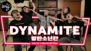 Dynamite Cover Idgitaf Ft Indoteam Petik