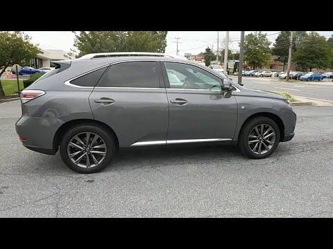 Lexus Of Owings Mills >> 2015 Lexus Rx 350 Owings Mills Pikesville Ellicott City