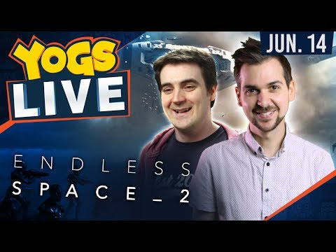 ENDLESS SPACE 2 - Lewis & Ben Save The World - 14th June 2017