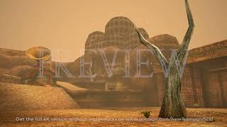 Zelda Majora's Mask 3D 4K (Ikana Canyon #2) - 4K 60FPS Looping Background by Henriko Magnifico