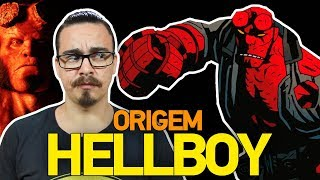 ORIGEM: HELLBOY