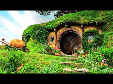 Lord Of The Rings ASMR | Hobbiton Ambience | ASMR Hobbit