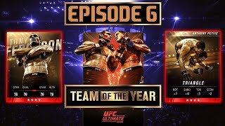 EA SPORTS UFC 3 - UPGRADING TEAM OF THE YEAR ITEMS - Ultimate Team Episode 6 (MASTER PACKS)