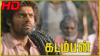 Video Goons kills Tiger & takes off its skin | Kadamban Movie Scenes | Villagers sense bad Omen download MP3, 3GP, MP4, WEBM, AVI, FLV Agustus 2019