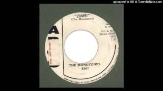 Monotones, The - Zombi - 1958