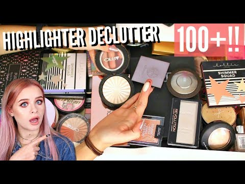 HUGE HIGHLIGHTER DECLUTTER + COLLECTION!! | sophdoesnails
