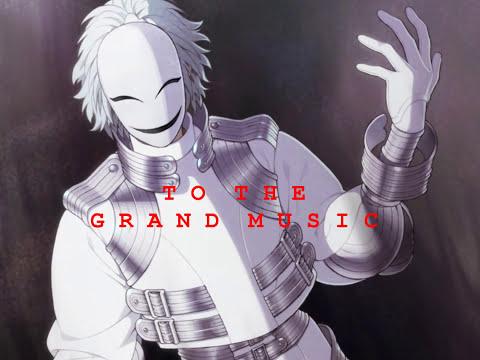 [DMMD] Grand Music - FANMADE LYRICS - [Kazumi Rouge]