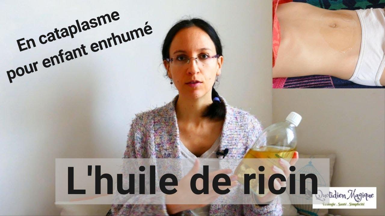 pourquoi et comment j 39 utilise l 39 huile de ricin youtube