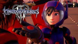 Kingdom Hearts III - Official Big Hero 6 Trailer (English Subtitles)