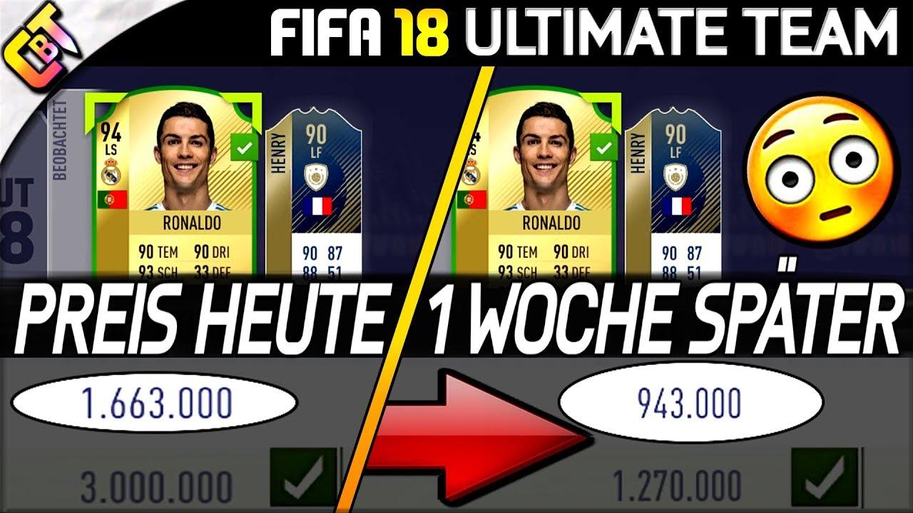 So Sparst Du Millionen Von Münzen In Fifa 18 Am Black Friday Youtube