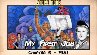 My First Job - Story Mode - Chapter 05