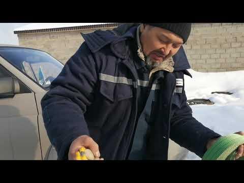 Уаз Патриот идёт на помощь! Восточный Казахстан город Усть-каменогорск.