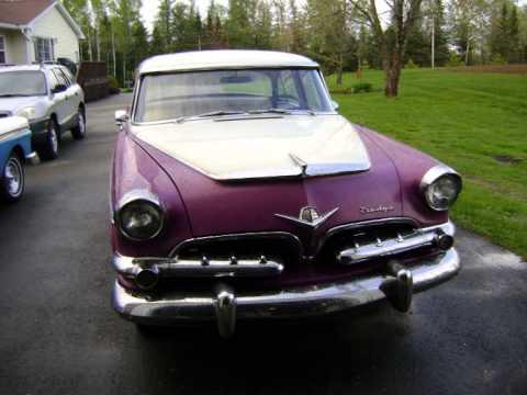My 1955 Dodge