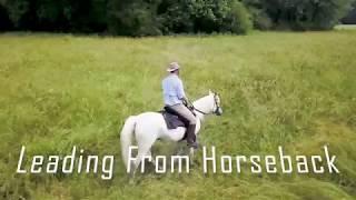 Leading From Horseback Promo