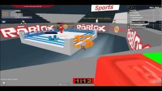 Danilo8173's big fight on Roblox!!