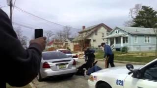 New Video Showing New Jersey Cops Siccing Dog On Man, Killing Him
