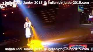 Niharika Nath 8 August 2015 Performance - Mahi Ve (Kaante)