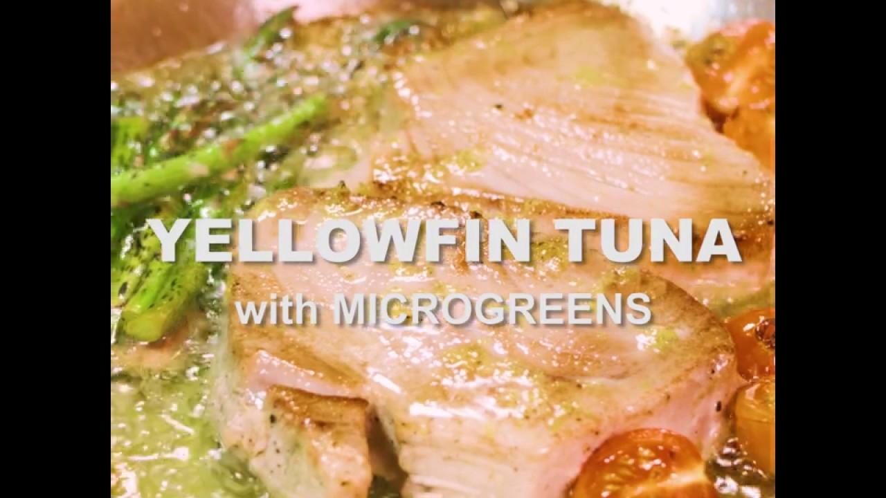 Kreate KETO Dinners with Micro Cilantro Microgreens!