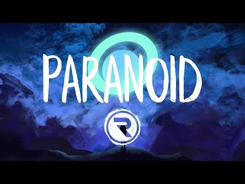 Lauv - Paranoid (Lyrics/ Lyric Video)