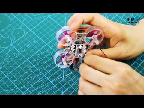X-Racer X-1 Build & Binding