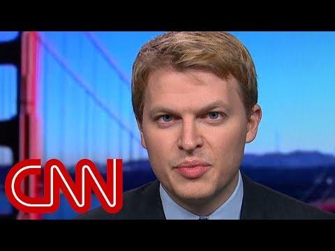 Ronan Farrow defends CBS sexual misconduct story