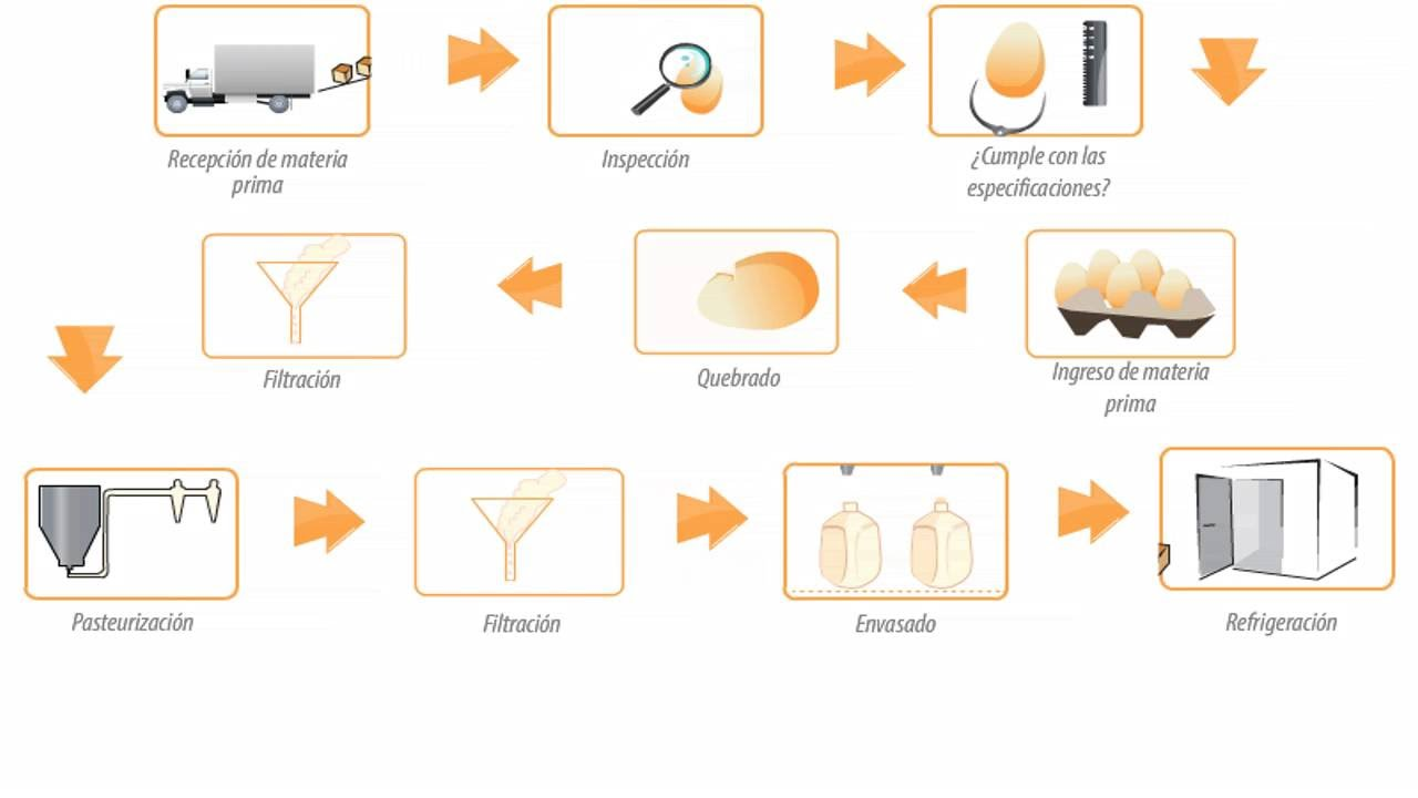 proceso de producci n alimentos de la granja youtube ForProcesos De Produccion De Alimentos