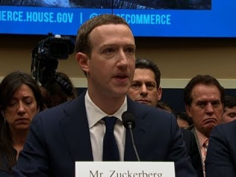 "Facebook CEO Mark Zuckerberg says he believes it is ""inevitable"" that there will be regulation of his industry. (The Associated Press)"
