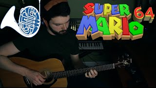 super mario 64 piranha plant lullaby acoustic cover    ryan lafford