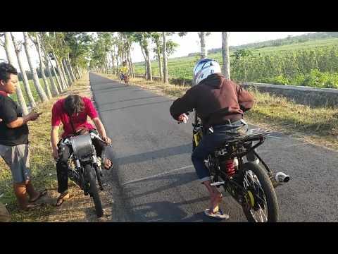 Vixion 220 Gombong Darg