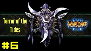 Warcraft III The Frozen Throne: Night Elf Campaign #6 - Shards of the Alliance