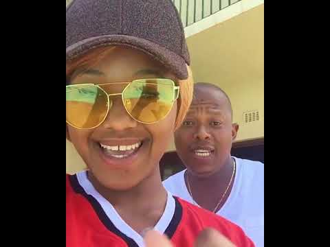 Babes Wodumo Singing Ganda Ganda with Mampintsha.