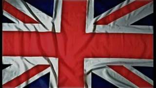 God Save The Queen (1 verse with words) - British National Anthem