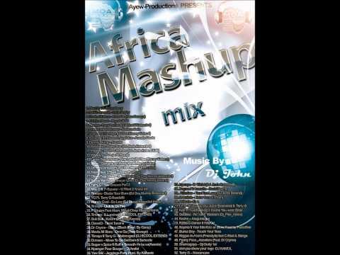 Africa Mashup Mix Vol 1 ( ghana azonto - naija afrobeat mix 2012 )