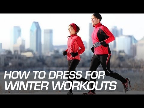 How to Dress for Winter Workouts